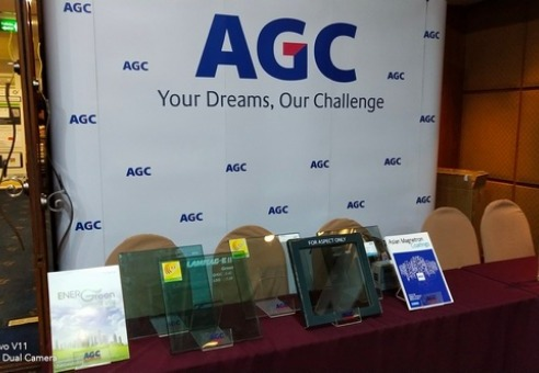 AGC joined the BEC event