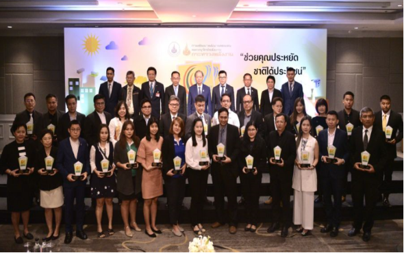 AGC Flat Glass (Thailand) Plc. join the high-performance label presentation event